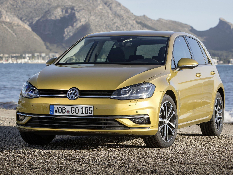 VW Golf Hatchback 1.5TSI EVO SE Nav 5DR DSG