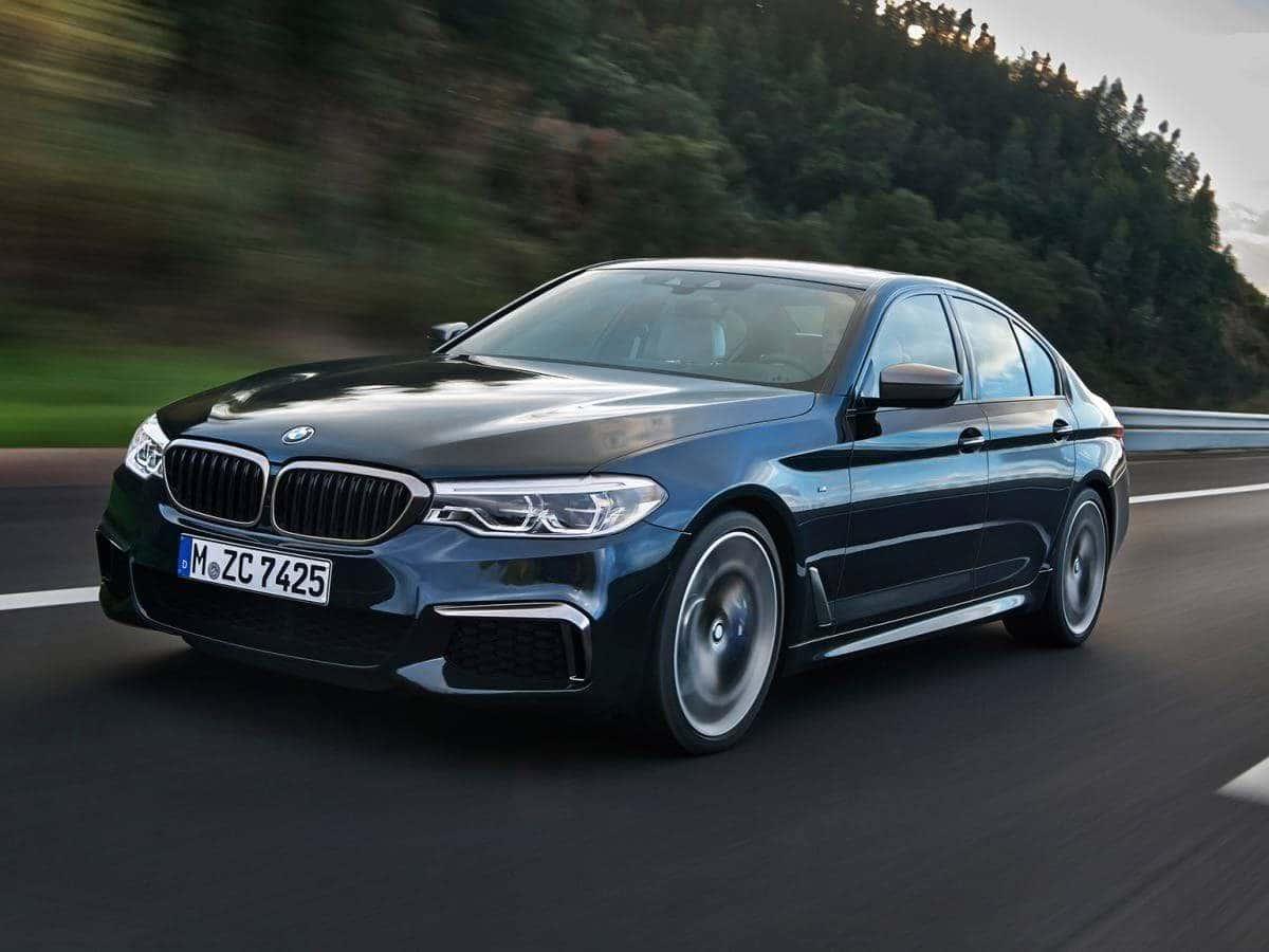 BMW 520i M Sport Saloon Auto
