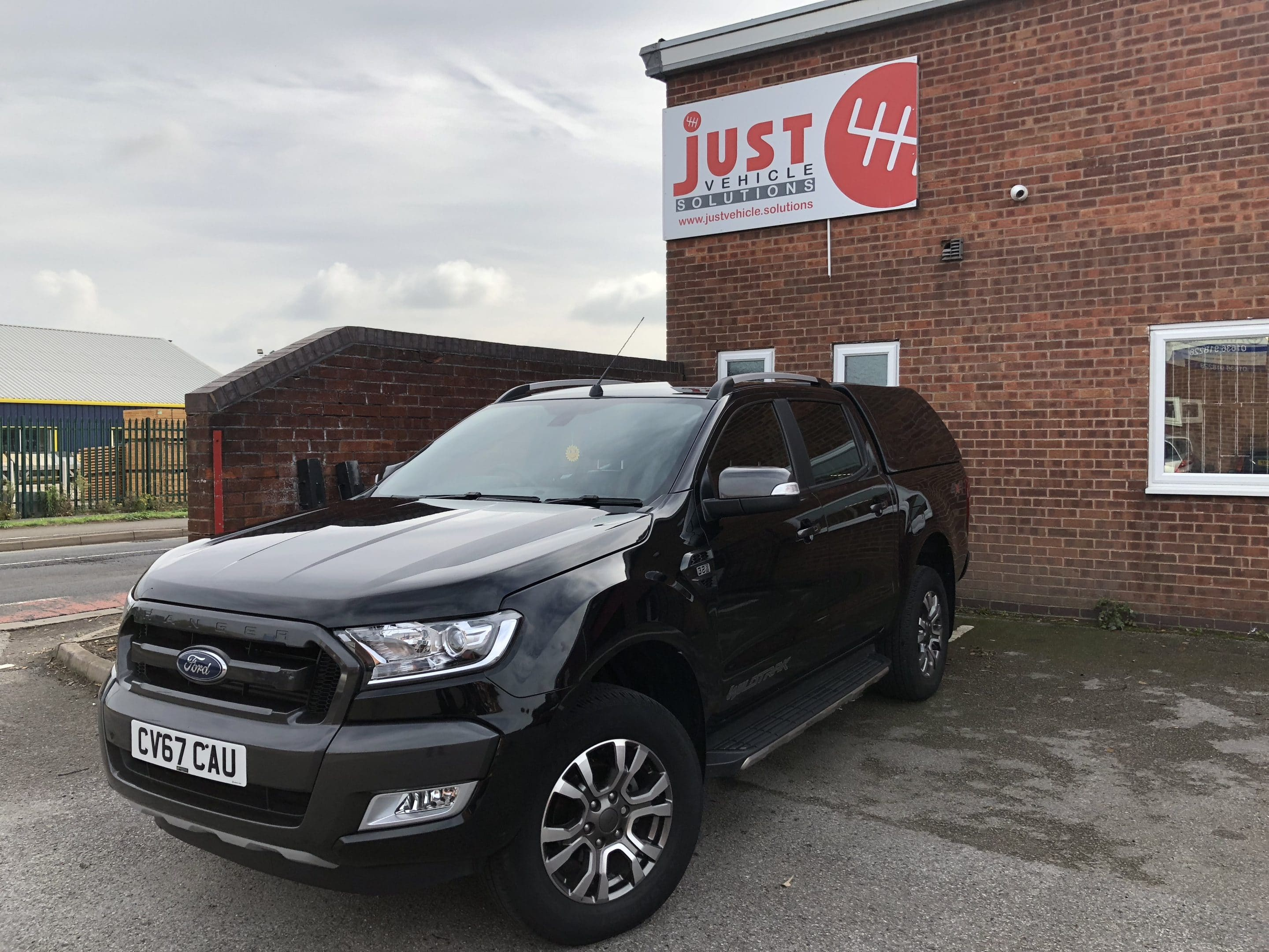 Ford Ranger Wildtrak 3.2TDCI 200PS Auto