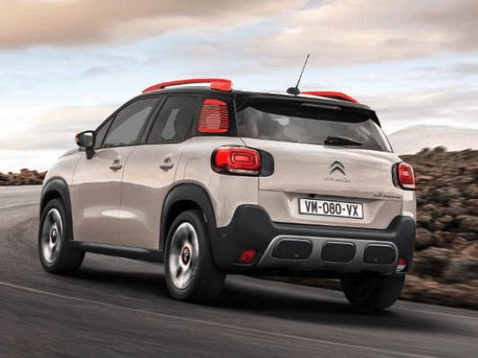 Citroen C3 Compact SUV 1.2 82 Fee; 5dr Manual