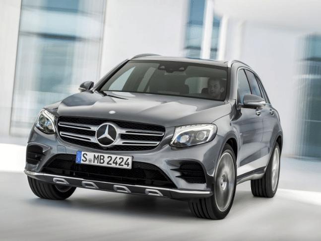 Mercedes-Benz GLC SUV AMG Line Edition Auto