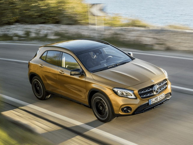 Mercedes-Benz GLA180 Urban Edition 5dr Auto
