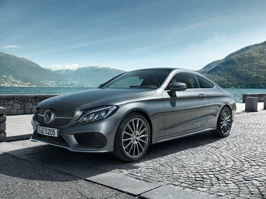 Mercedes-Benz C300 Coupe AMG Line