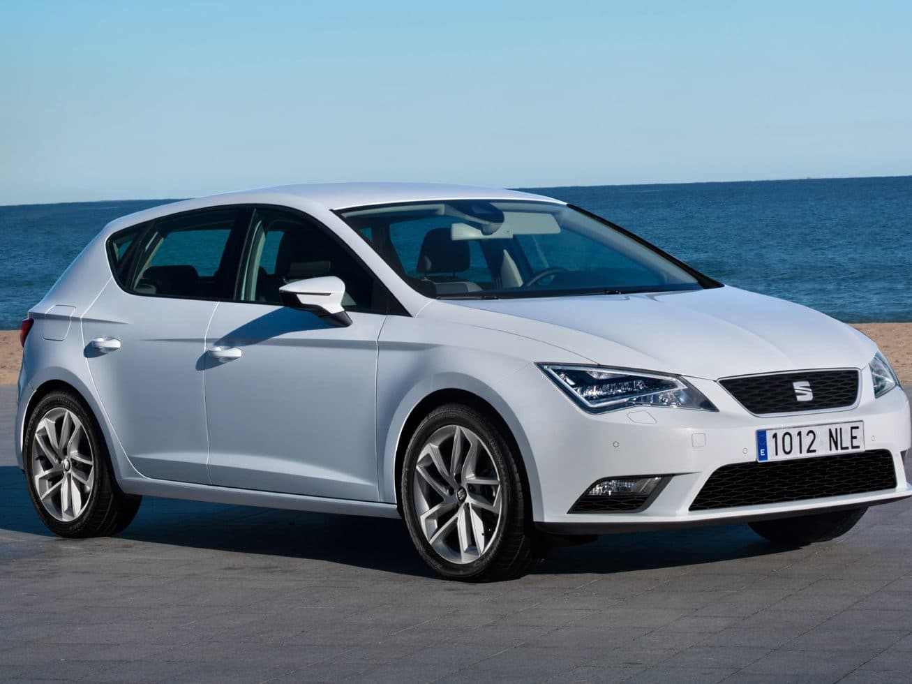 Seat Leon Hatchback 1.5TSI 130PS FR Manual 5dr