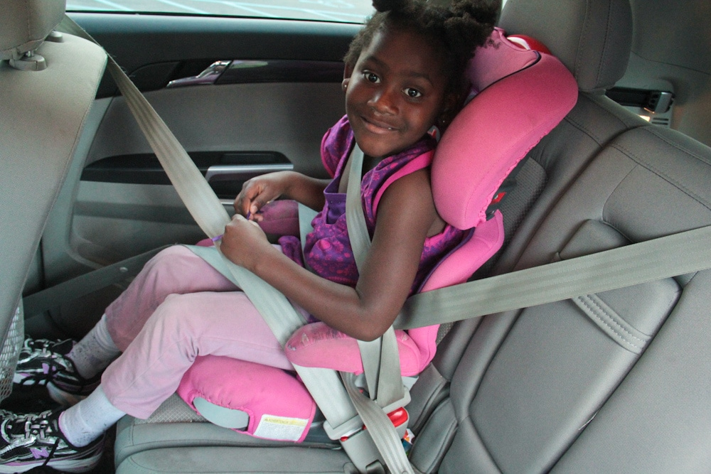 Are You Up-To-Date With Child Car Seat Rules?