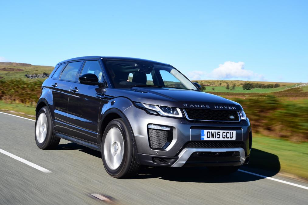 Best Crossovers Range Rover
