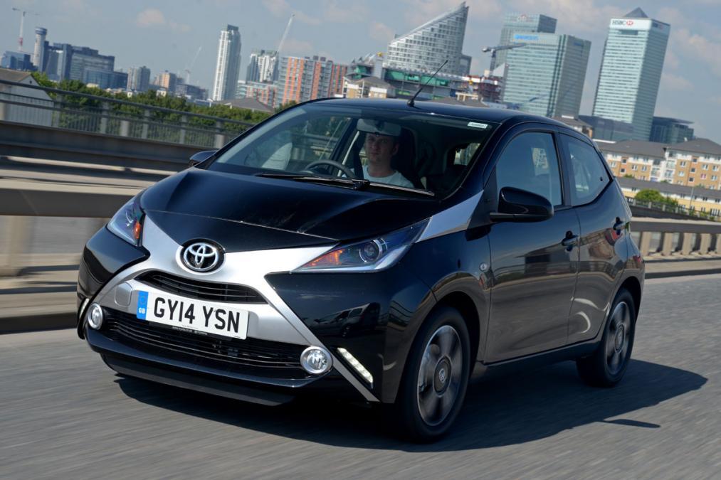 City cars Toyota