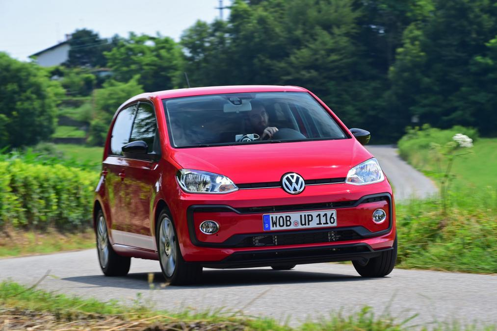 City cars VW
