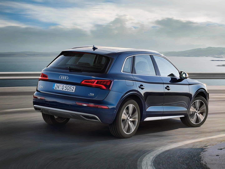 Audi Q5 Lease >> Audi Q5 40 TDI Quattro S Tronic | From £562.50/Month ...