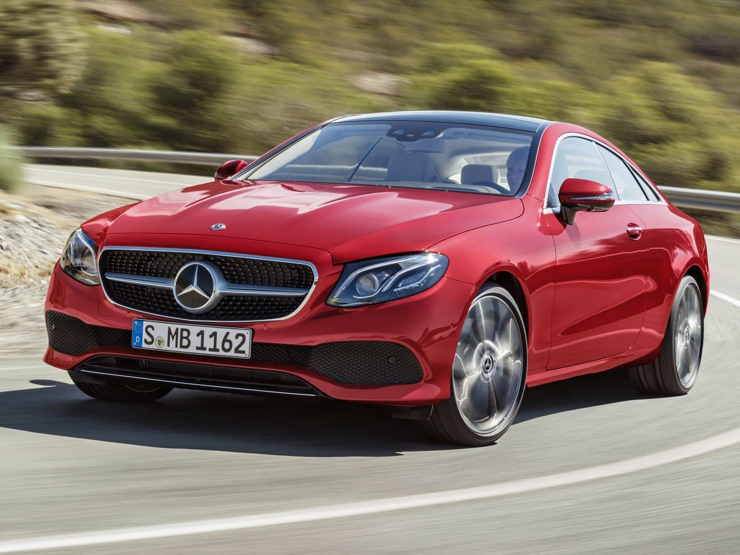 Mercedes E Class Coupe Lease