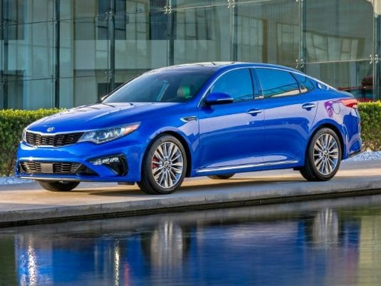 "Kia Optima ""2"" Sportswagon 1.6D"