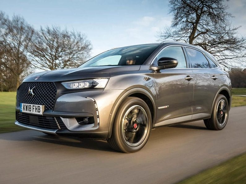 DS 7 Crossback Hatchback 1.6 Puretech 225PS Performance Line 5dr
