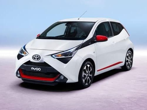 Toyota Aygo 1.0 X-Play 5dr