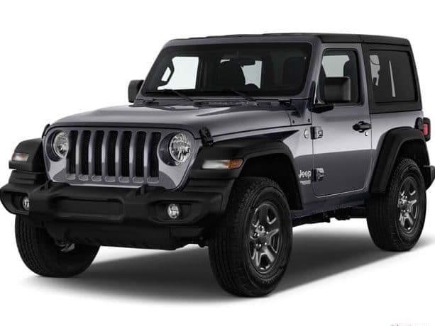 Jeep Wrangler 2dr Sahara 2.2 MultiJet II 200hp 4×4 Diesel Auto (Sat Nav)