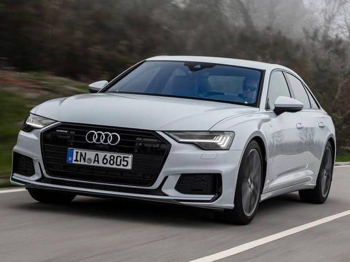 Audi A6 Diesel Saloon 40TDI S Line 4dr S Tronic (Tech Pack)