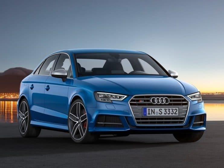 Audi A3 Saloon 35TFSI S Line 4dr S Tronc (Tech Pack)
