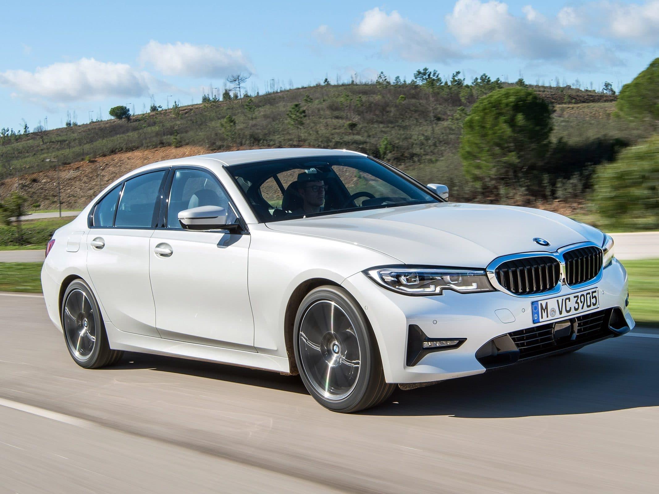 BMW 320i M Sport Saloon Auto