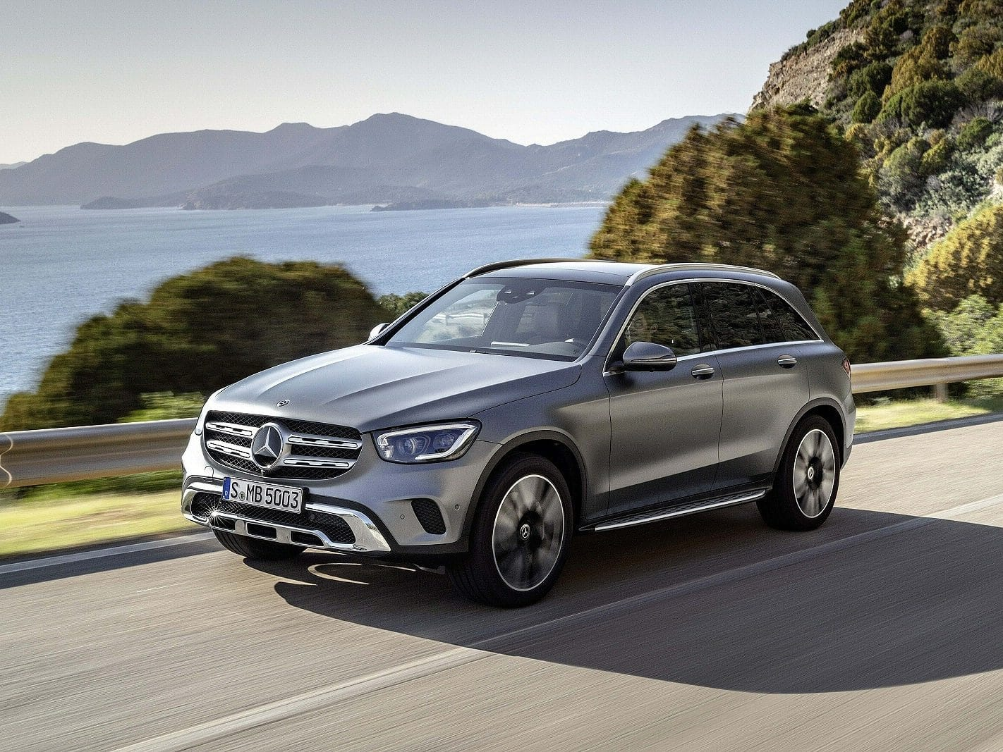 Mercedes-Benz GLC Estate 250 4MATIC AMG Night Edition AUTO