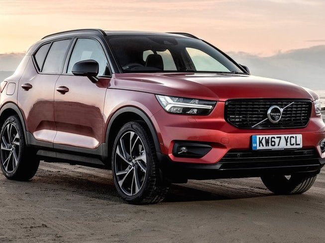 Volvo XC40 Diesel Estate 2.0 D3 Inscription 5DR AWD Geartronic
