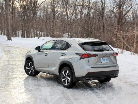 Lexus NX 300h Hybrid Premium Pack