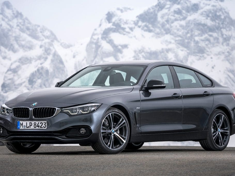 BMW 420d M Sport Gran Coupe