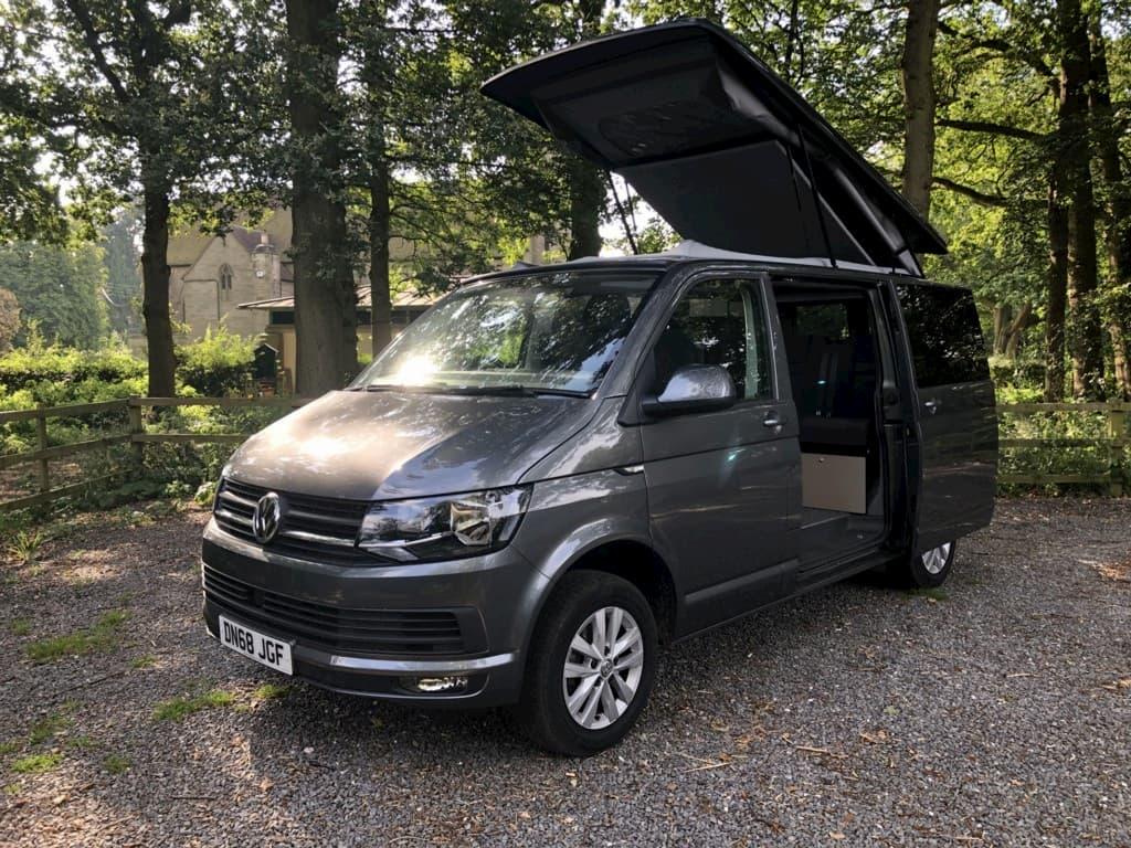 Volkswagen Transporter T6 Styleline Tranquility R Campervan