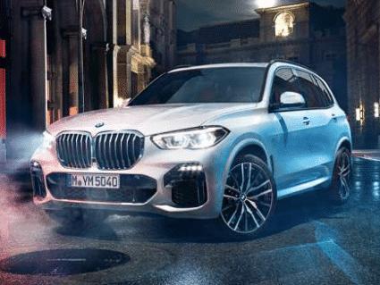 BMW X5 XDrive30d X-Line 3.0L Diesel (4WD Auto)