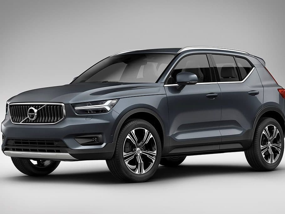 Volvo XC40 T3 [163] R DESIGN 5DR GEARTRONIC