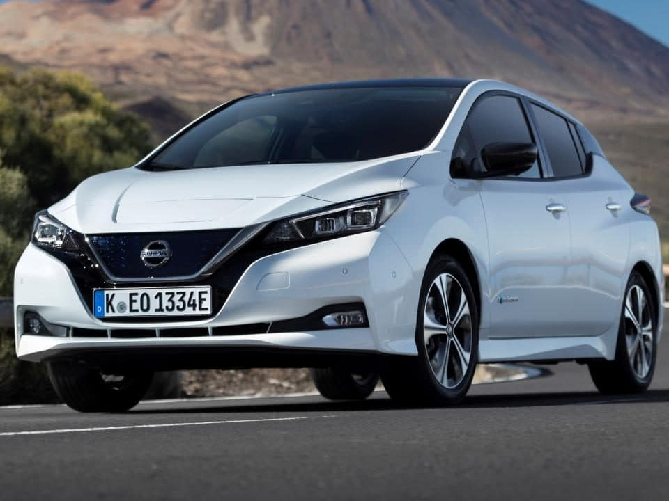 Nissan Leaf Electric Automatic N-Connecta
