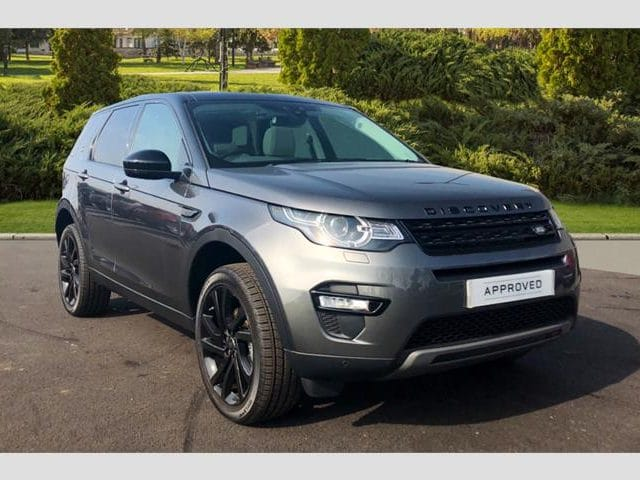 Land Rover Discovery Sport Diesel SW 2.0 180 Landmark Auto