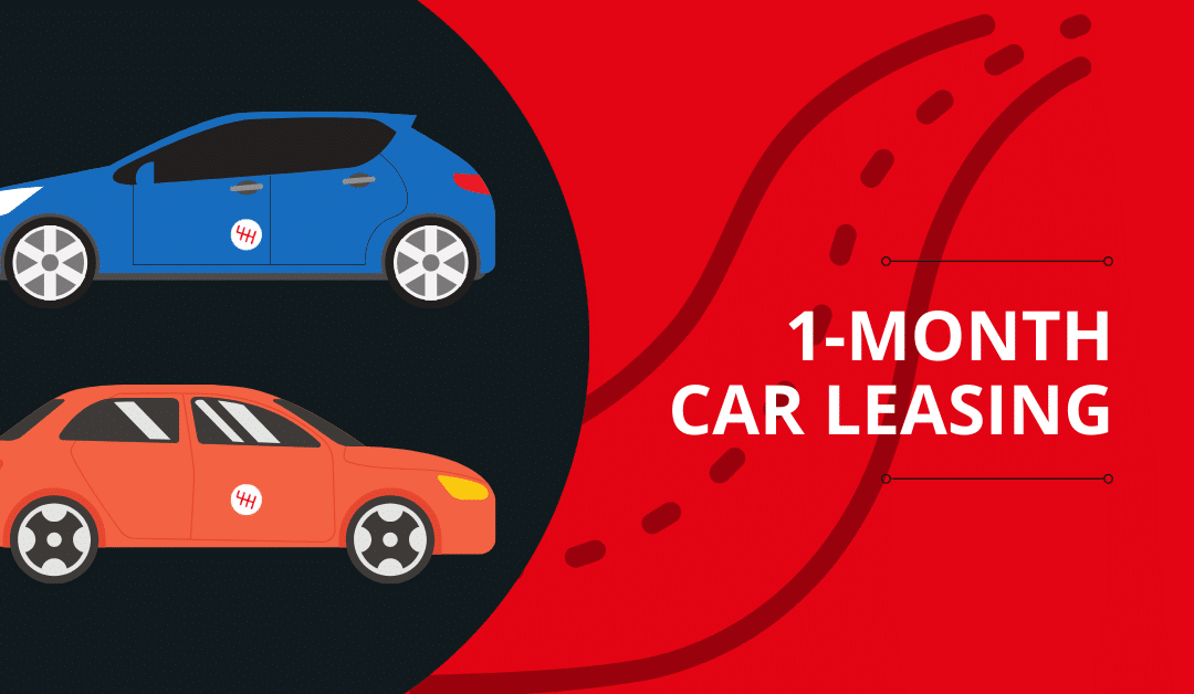 1-Month Car Leasing