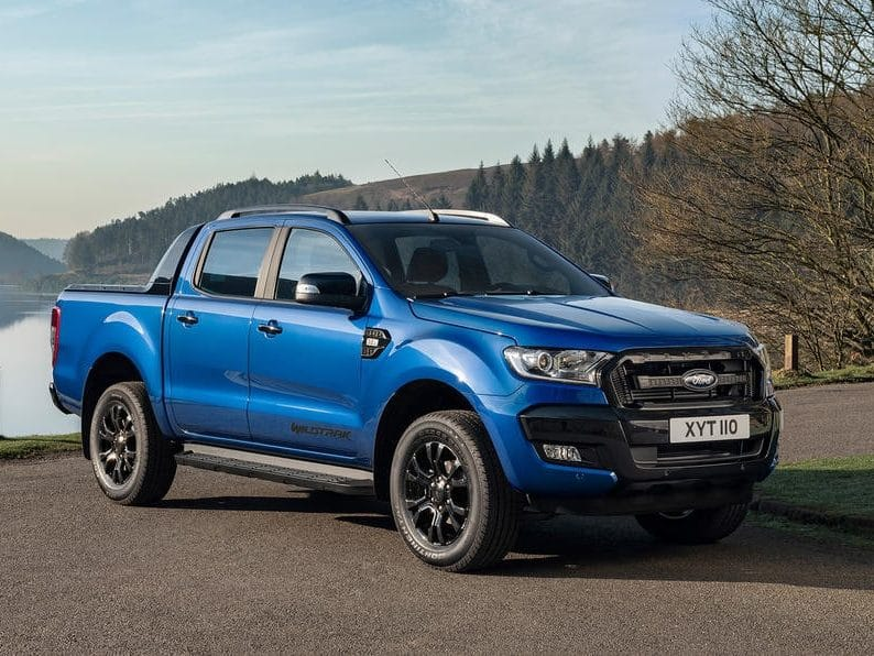 Ford Ranger Wildtrak Lease Deal
