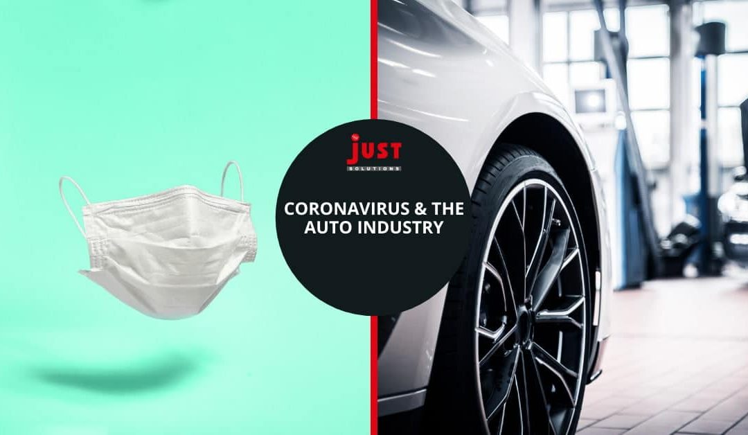 10 Ways Coronavirus Has Impacted The Auto Industry