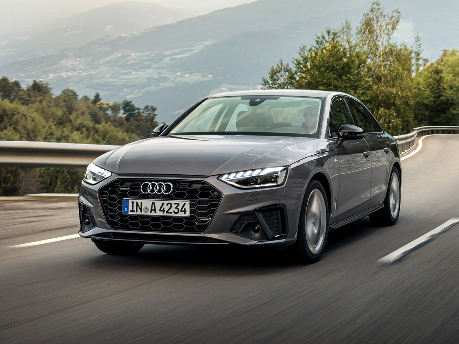 Audi A4 Saloon 40 TFSI 190ps S Tronic