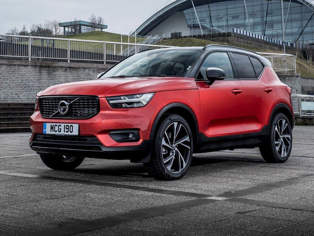 Volvo XC40 T3 Inscription AWD Auto
