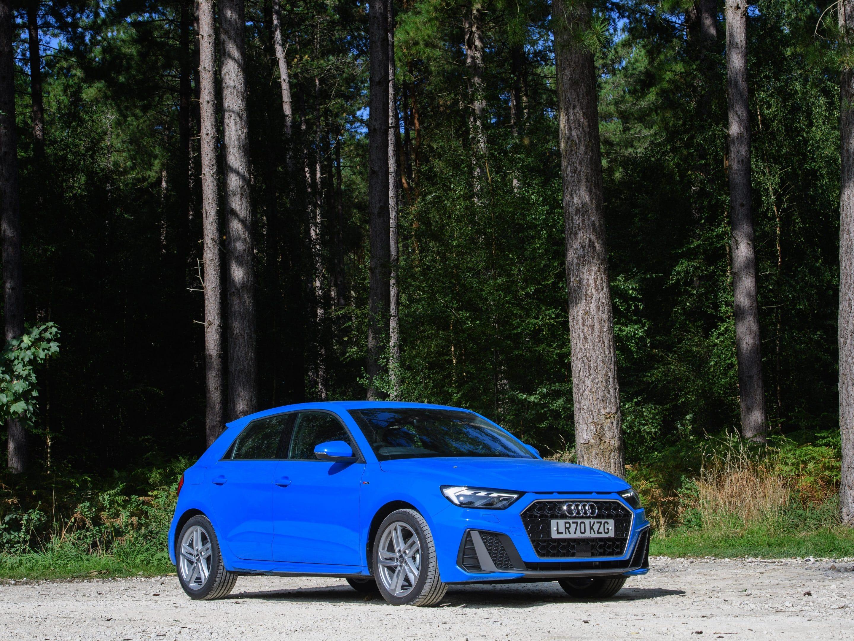 Audi A1 Sportback S line 25 TFSI S tronic