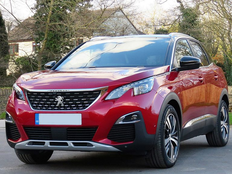 Peugeot 3008 Allure Puretech 130 Manual 5dr