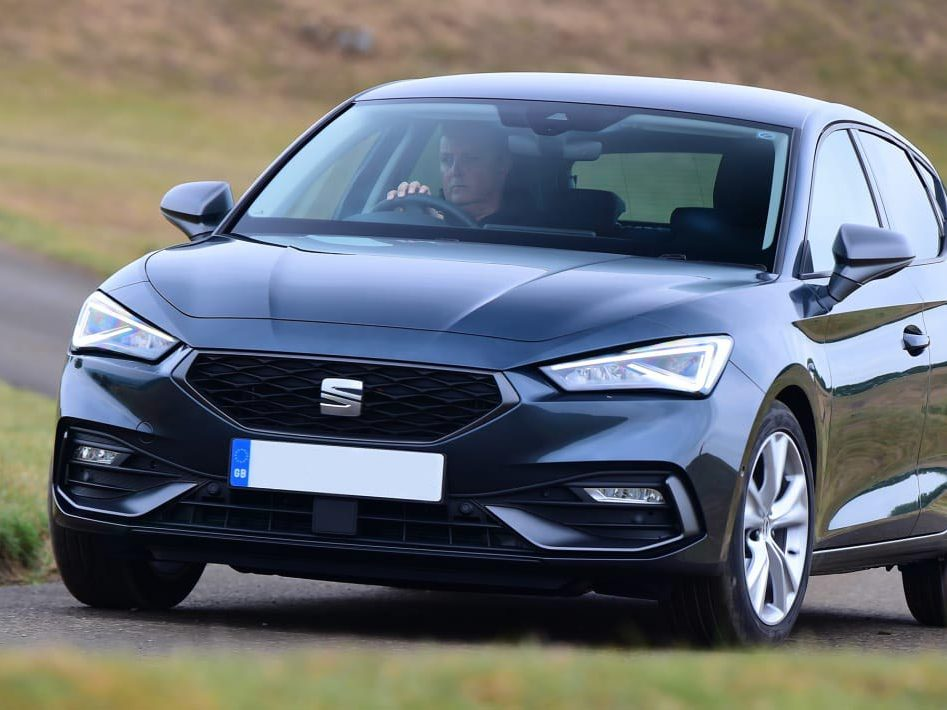 Seat Leon NF FR 1.5 TSI EVO Petrol 150ps Manual 5dr