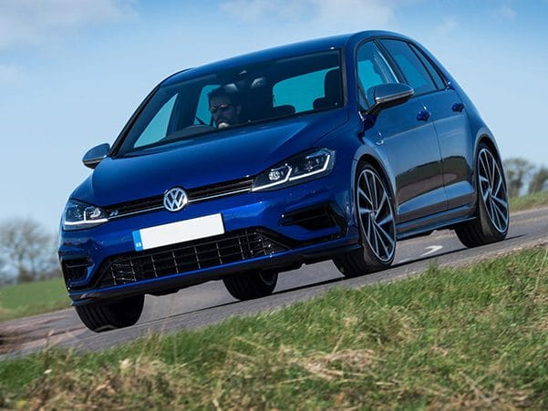Volkswagen Golf R 2.0 DSG 310PS 4motion