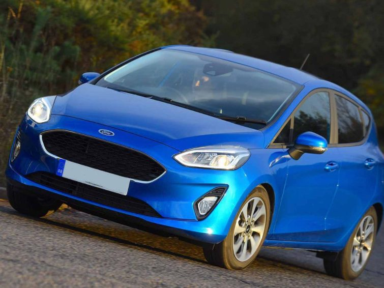 Ford Fiesta 1.0 ST-Line (95 PS) Ecoboost Petrol Manual