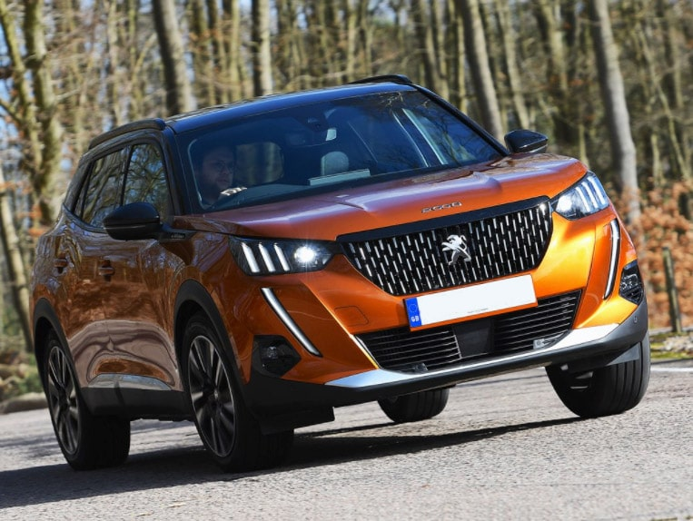 Peugeot 2008 SUV GT Electric 50kWh 136 Auto