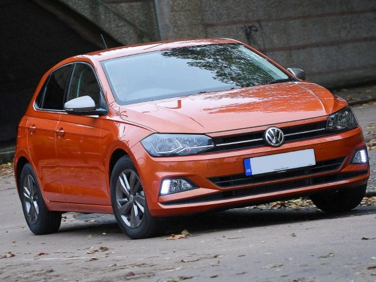 VW POLO 1.0 TSI 95PS MATCH 5DR MANUAL