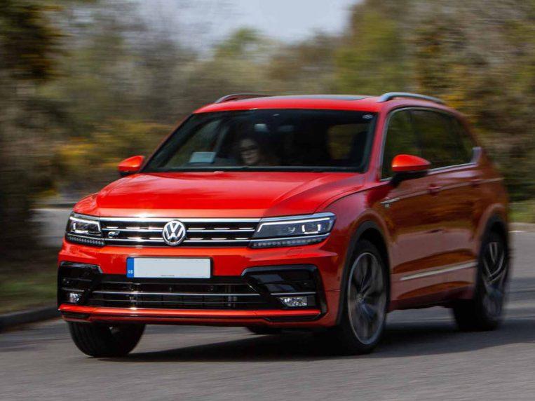 Volkswagen Tiguan Allspace R-Line Tech 1.5 TSI