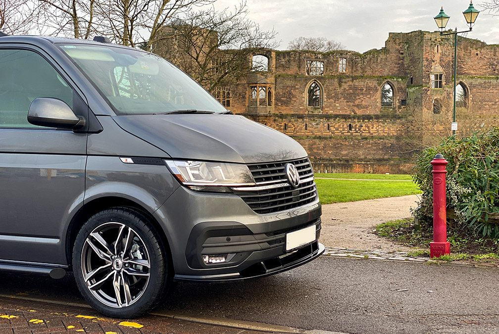 VW Transporter T6.1 spotlight with Rob Nutt
