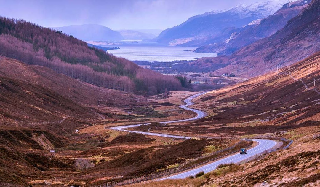 Best roads to drive on in the UK – Part 1