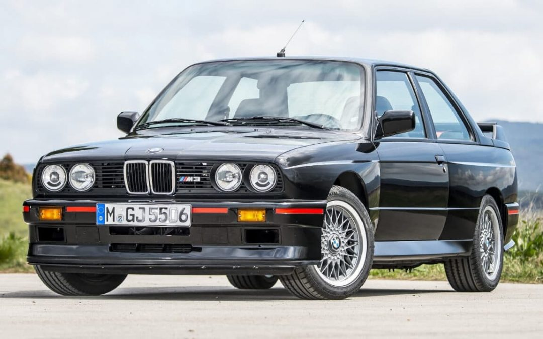 BMW – History of the M Cars (Part 1)