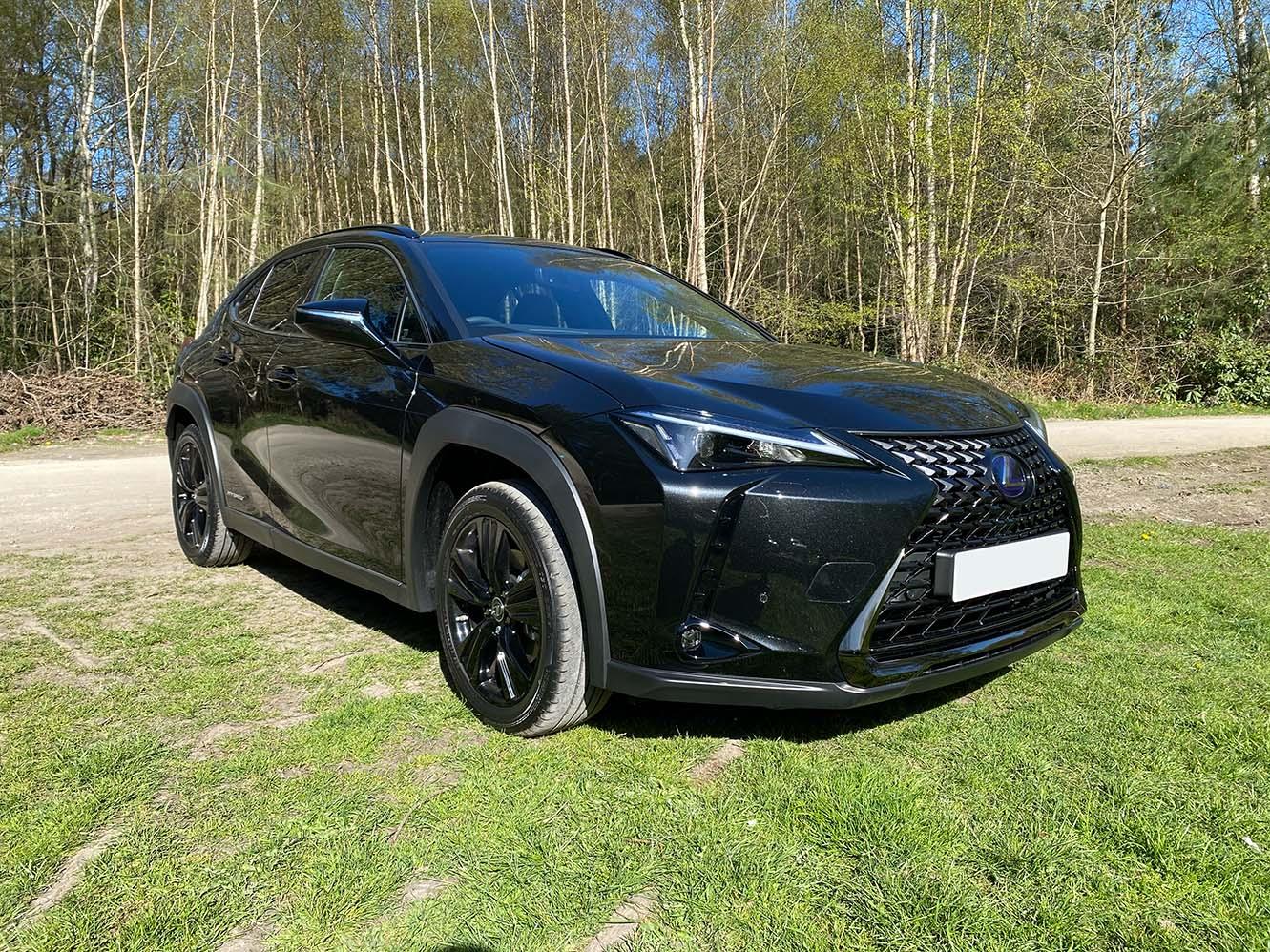 Lexus UX 250H CVT Auto Premium
