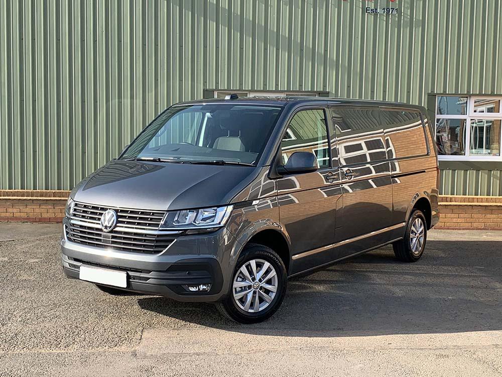 Volkswagen Transporter T6.1 Highline LWB 199ps DSG Panel Van